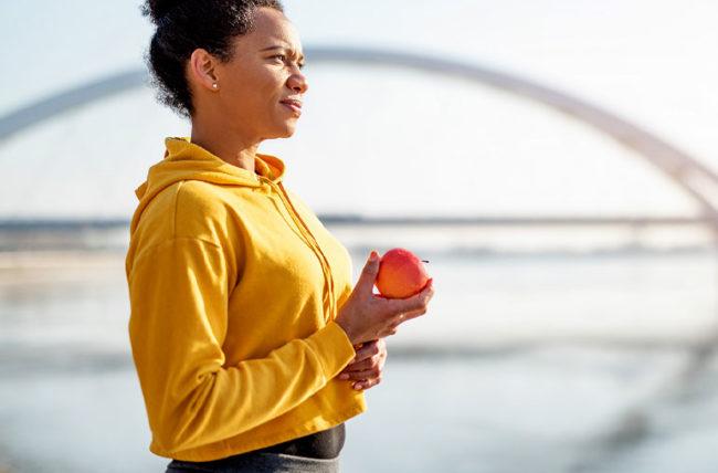 alimentation de l'athlète après l'effort