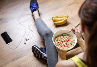 alimentation sport